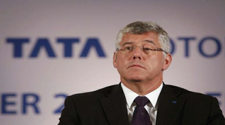 Tata Motors MD Karl Slym dies in Bangkok