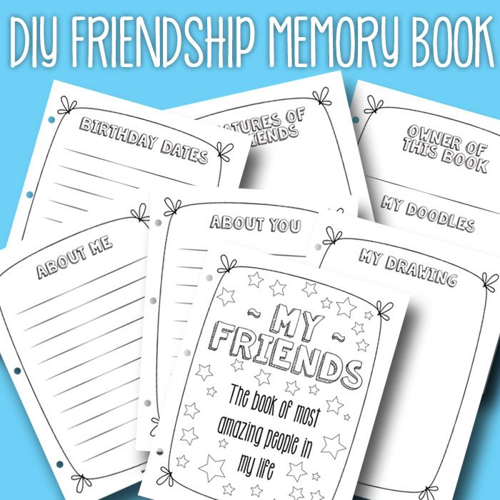 essay about memories of friendship The idea of traveling to another country with your friends sounds like a   creating memories with a buddy makes them that much more special.