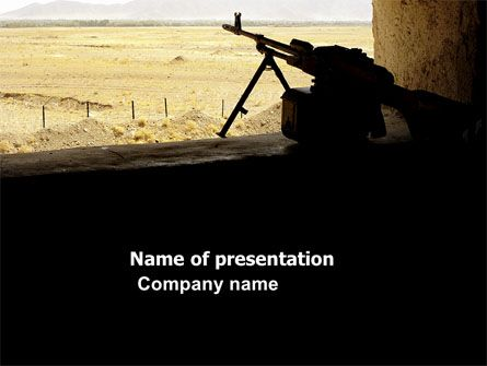 http://www.pptstar.com/powerpoint/template/machine-gun/ Machine Gun Presentation Template