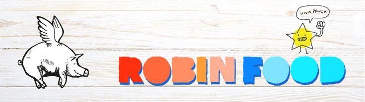 ROBINFOOD / | David de Jorge