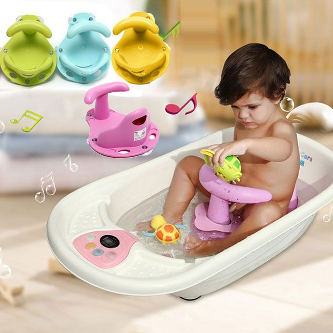 4 Colors Baby Bath Tub Ring Seat Infant Children Shower Toddler Kids Anti  Slip Security Safety16 best Baby Toddler Bath Seat images on Pinterest   Bath seats  . Shibaba Baby Toddler Bath Tub Ring Seat Chair. Home Design Ideas