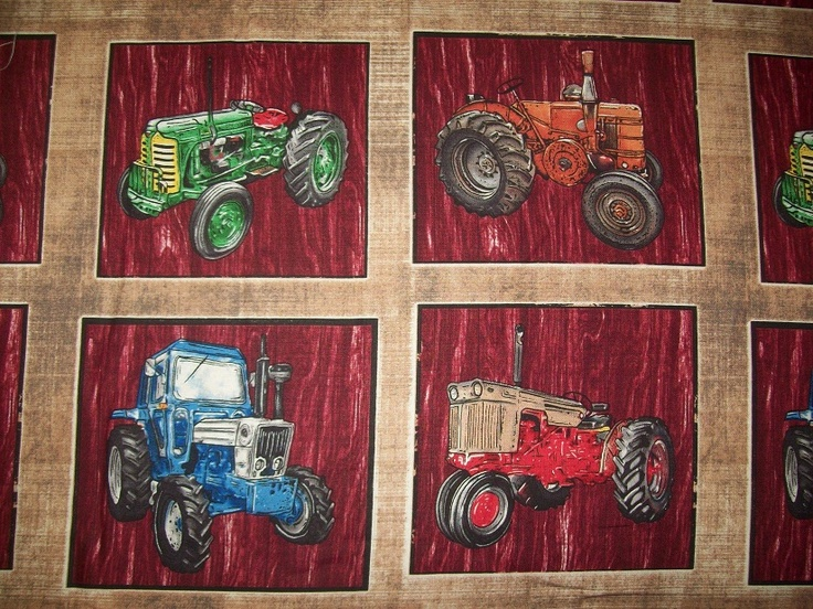 All Color Tractor Blocks Has Decent Looking Case And