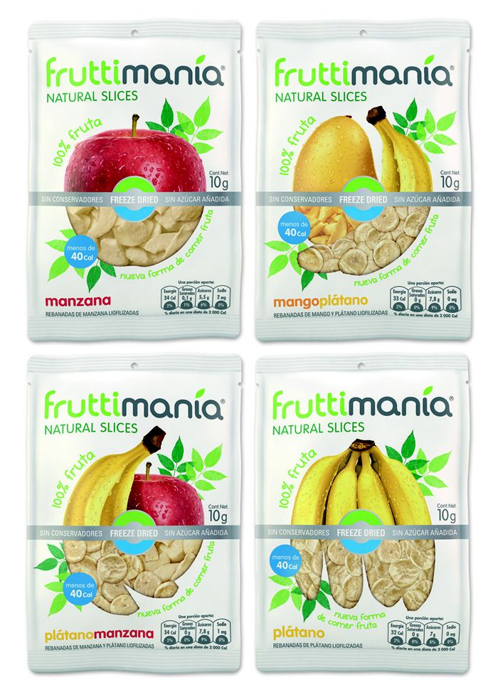 Frutti Mania Fruit Snack