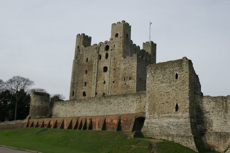 Curtain Wall Medieval Times : Image detail for ancient medieval rochester castle