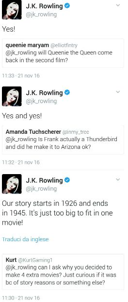 J.K. Rowling - Fantastic Beasts and Where to Find Them