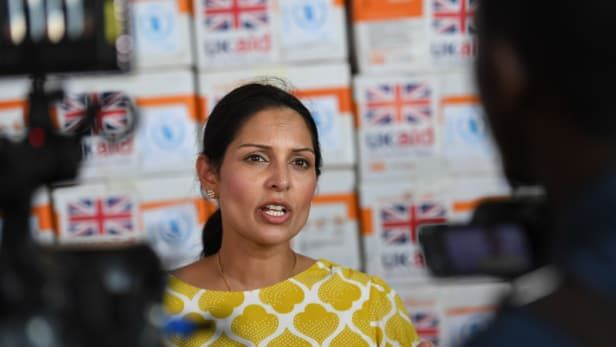 What does Patel's departure mean for the UK aid community? | Devex
