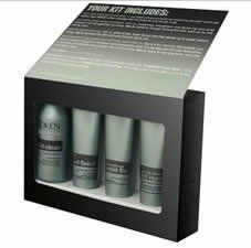 Redken for Men Mint Essentials Travel Kit ** Additional details found at the image link  : Travel Hair care