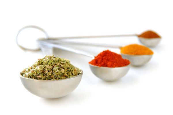 Seven superfood recipes with herbs and spices