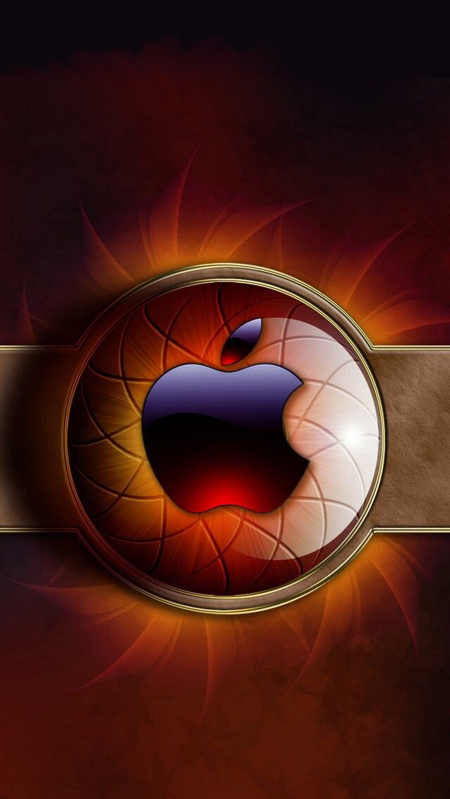 Iphone Apple wallpaper, Apple logo wallpaper iphone
