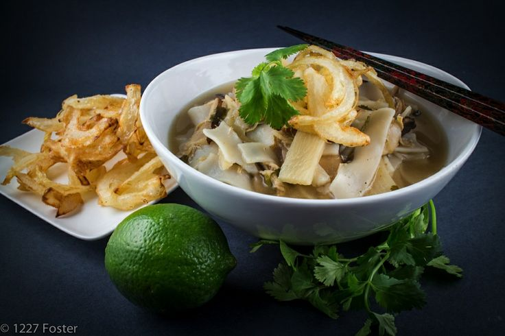 Tempura, Rice noodles and Shredded chicken on Pinterest