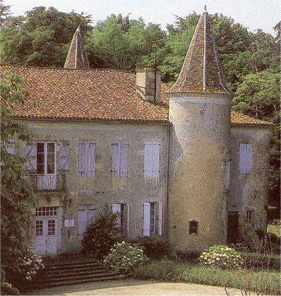 D'Artagan's house in Gascony