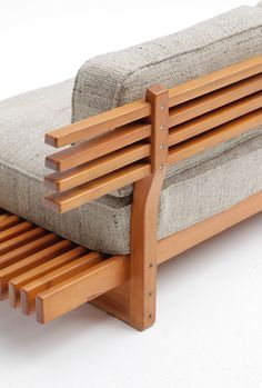 Handcrafted sofa . 1960s