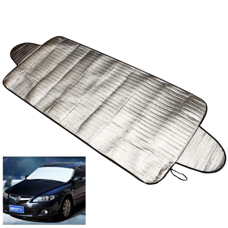 #Car-styling Car #Covers 192 x 70cm #Windscreen Auto Cover #Heat Sun Shade #Anti #Snow Frost Ice Shield #Dust #Protector