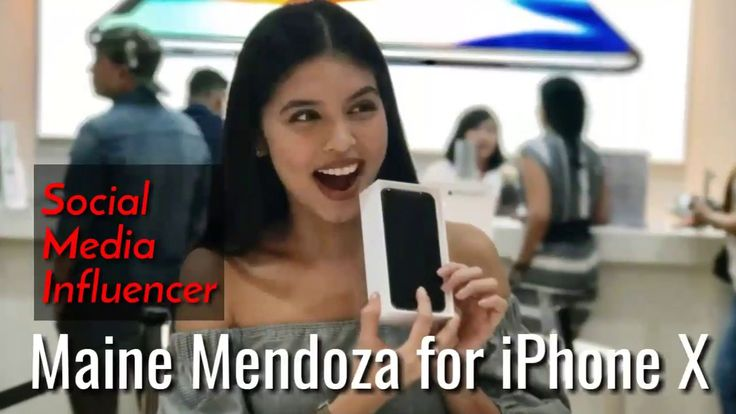 Maine Mendoza for iPhone X Philippine Launch - WATCH VIDEO HERE -> http://pricephilippines.info/maine-mendoza-for-iphone-x-philippine-launch/    CLICK HERE FOR IPHONE PRICE LIST   Maine Mendoza or Yayadub unboxes the first iPhone X in the Philippines through the PowerMac Center.   Video credits to Technomanila YouTube channel   Price Philippines