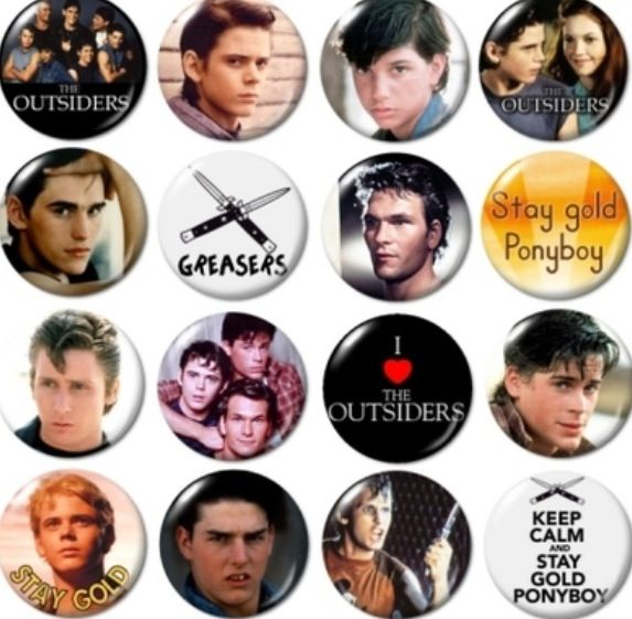 NEEEEED I MUST GET THEM, FOR JOHNNY! THE DALLY ONE THOUGH!!!!!! SQUEE!!!!!!!!!!! OH MY GOSH, I just noticed instead of the crown for the Keep Calm and Stay Gold Ponyboy, they used two switchblades!!!! I talk too much...