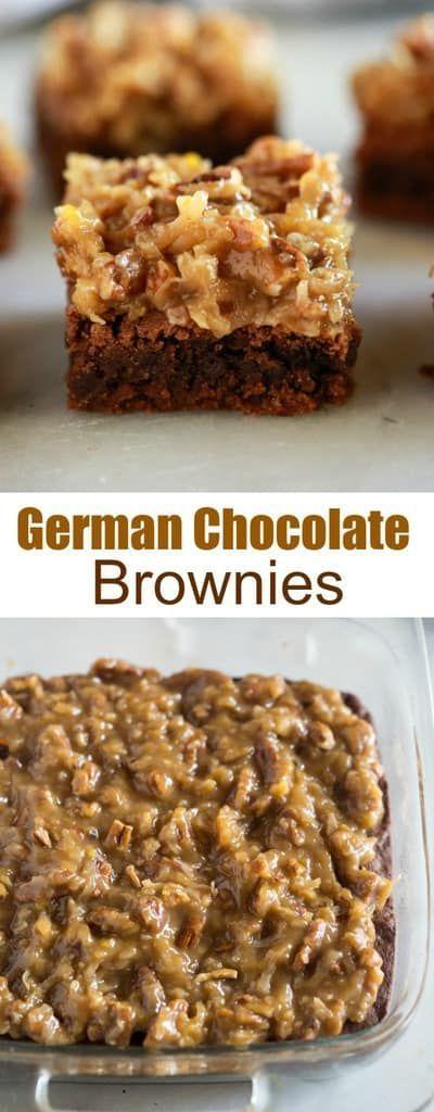 Deutsche Schokoladen-Schokoladenkuchen – Tastes Better From Scratch