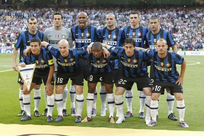 The starting eleven for Inter - L'undici iniziale dell'Inter #championsleague #final