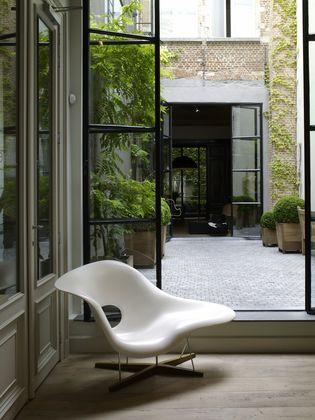 Vitra | Hotel Julien: Antwerpen