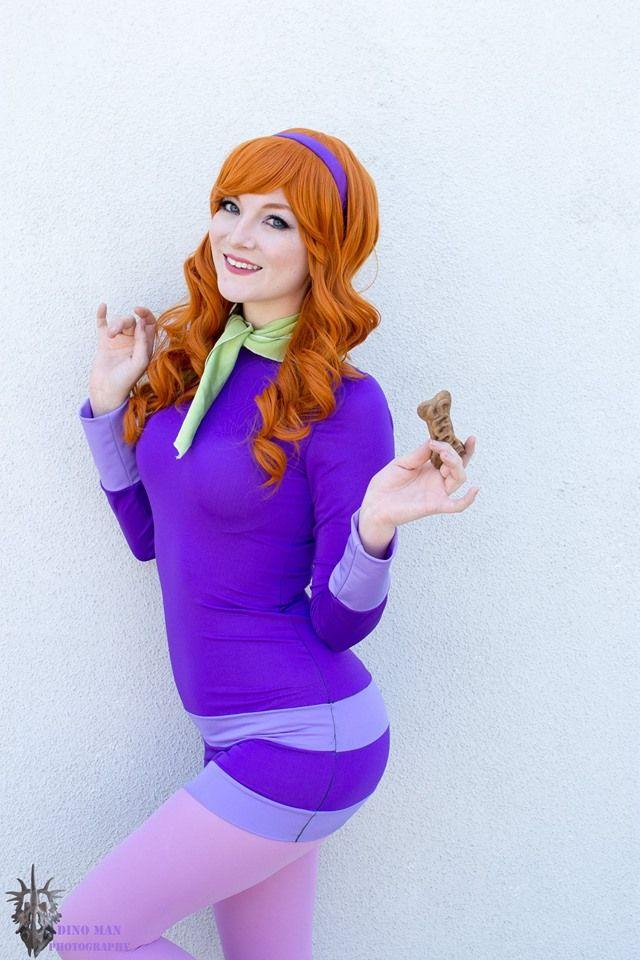 66 best daphne blake cosplay images on pinterest - Daphne scoubidou ...
