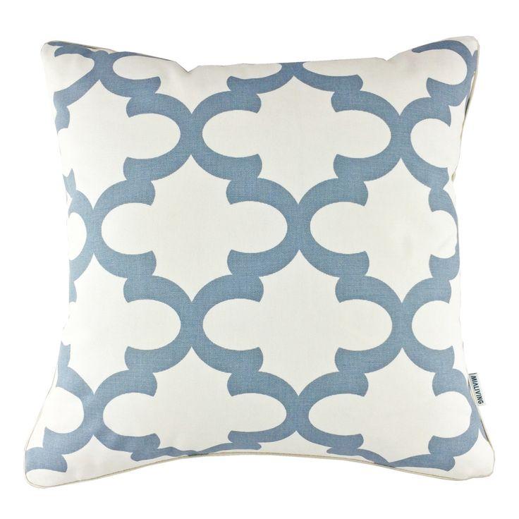 Graphite Marrakesh 45x45 #mialiving #pillows #cushions