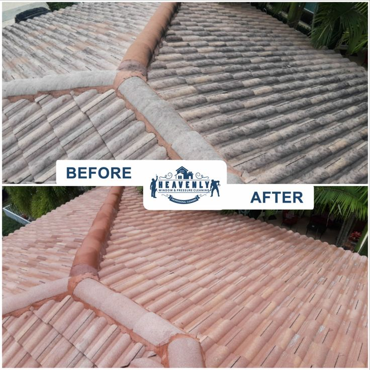 Soft Wash The Best Way to Clean your Roof! Roof Soft