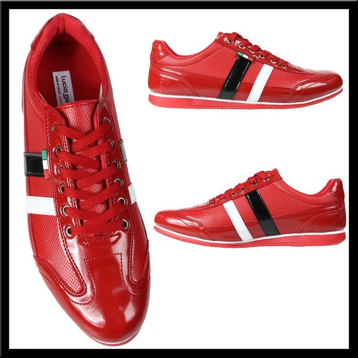 Heren Rode Lage Sneaker HCS089 | Modedam.nlDe mooiste heren schoenen bestelt u in onze winkel. Bij ons vindt u verschillende betaalbare sneakers, nette schoenen en sport schoenen. U vindt gegarendeerd de exclusieve schoenen die u outfit compleet maakt. Bekijk ons collectie!!! Er is vast wel een scho