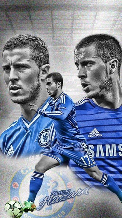 Eden Hazard, Chelsea FC. #Hazard #Chelsea #CFC