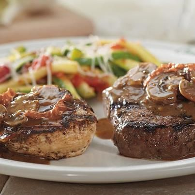 Carrabba's Italian Grill Copycat Recipes: Marsala Di Carrabba..will have to try for my man...