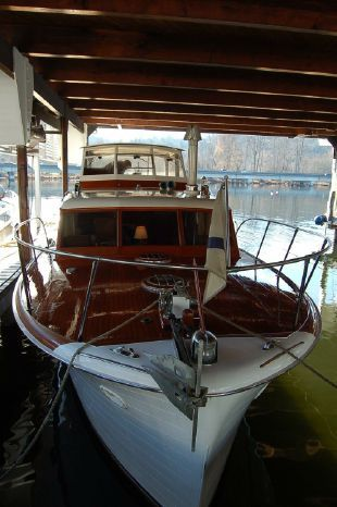 1949 Chris-Craft Double Cabin Cruiser Power Boat For Sale - www.yachtworld.com