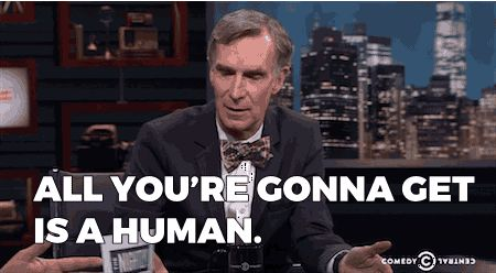 Bill Nye doesn't pull punches when asked if racism has any basis in nature.