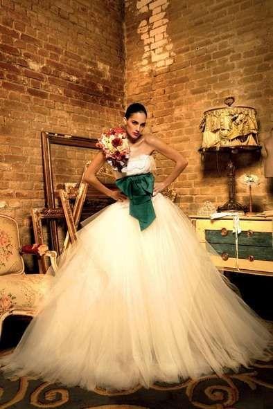 Dramatized Wedding Frocks : atelier by ali larrey