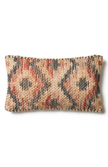 Loloi Diamond Pattern Pillow available at #Nordstrom
