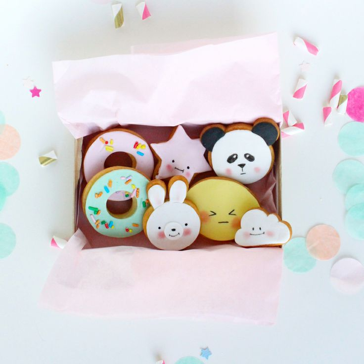 kawaii cookies lepetitbiscuit.nl