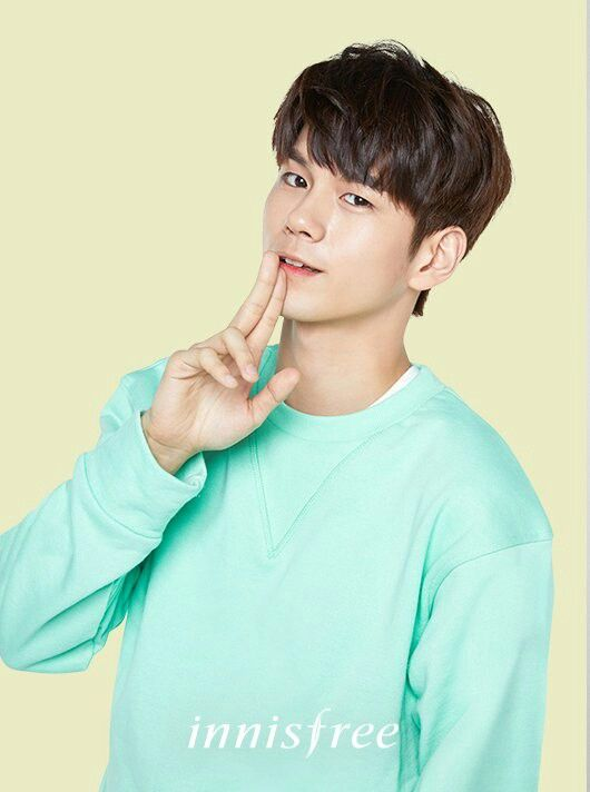 Innisfree - Ong Seongwoo Wanna One