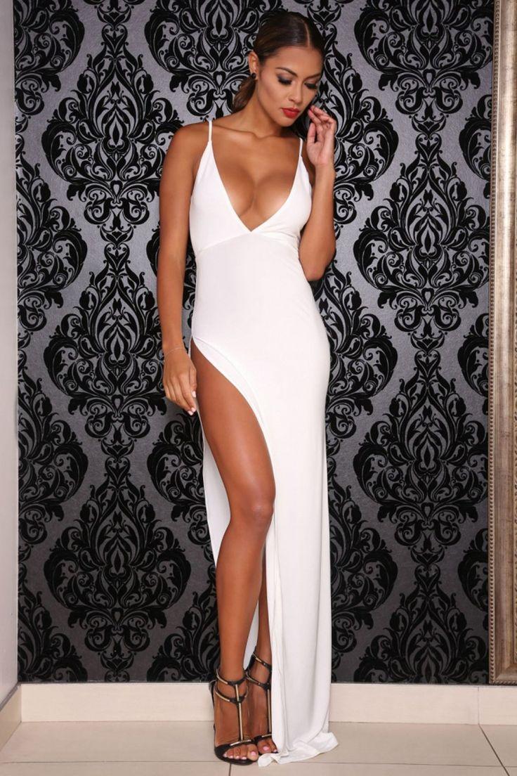 best long party dresses images on pinterest