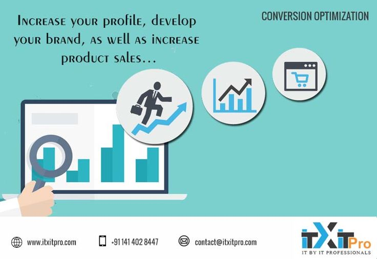 Conversion Optimization - A most effective method to increase your #brand awareness as well as #conversion. #CoversionOptimization #ROI