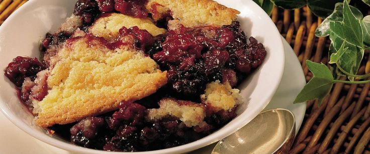 "A recipe with soul, this cobbler won the grand prize in the ""Betty Crocker Recipes from the Soul"" recipe contest!"