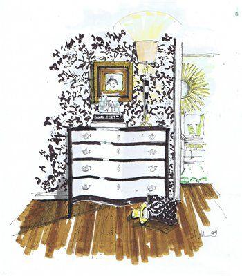 Interior Design Drawings