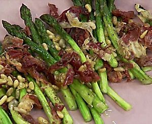 230 best valerie bertinelli recipes images on pinterest valerie roasted asparagus and mushrooms with chile lemon salt forumfinder Choice Image