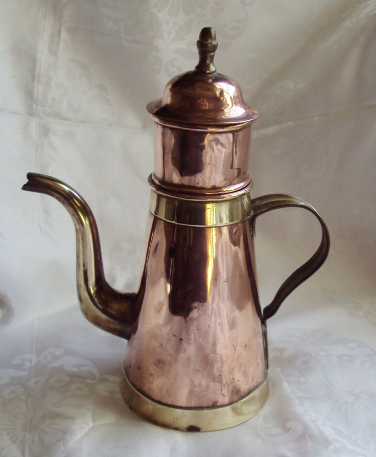 24 best Vintage Antique Coffee Pots images on Pinterest