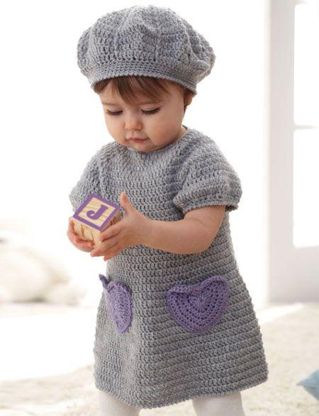 Cute crochet hats – 10 free patterns