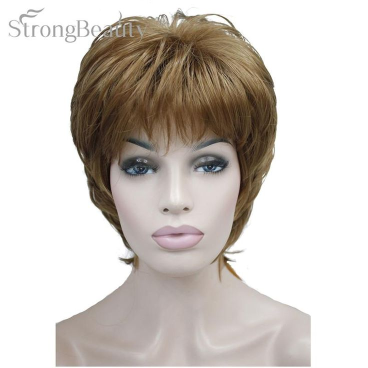 Strong Beauty Female Synthetic Wig