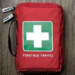 Build-your-own First-Aid Kit for outdoor camping and activities - or keep in your car during outdoor runs!