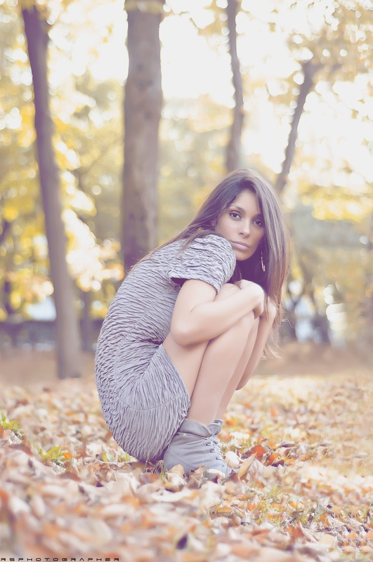 Model: Federica Mallus  www.riccardoscrocca.com