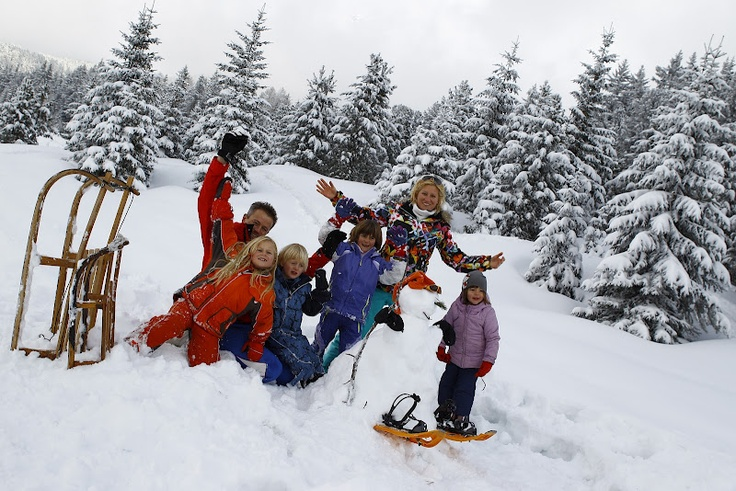 più neve per tutti!  www.visitfiemme.it