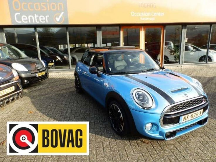 MINI Cooper S  Description: Mini Cooper S 2.0 Cooper S Serious Business Navi (bj 2015)  Price: 356.02  Meer informatie