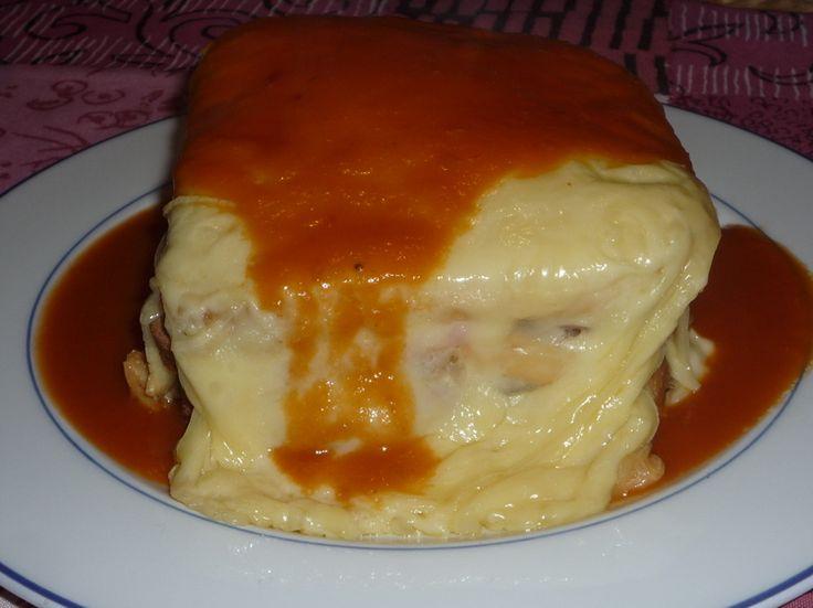 1000 id es sur le th me francesinha receita sur pinterest for Cuisine portugaise