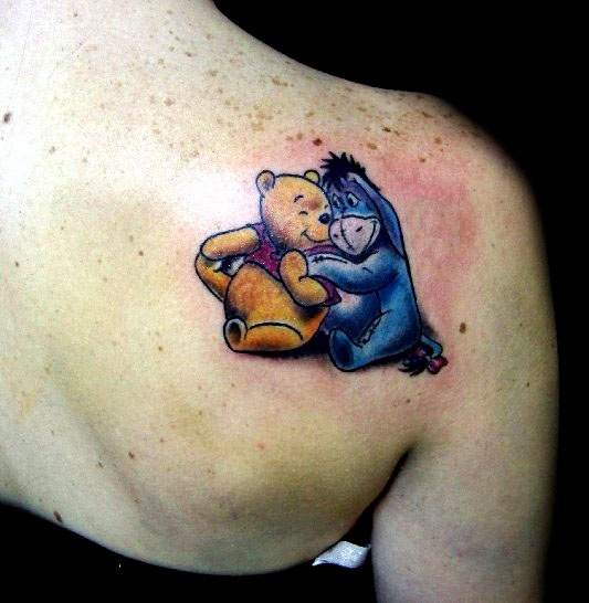 12 best eeyore images on pinterest pooh bear eeyore and for Winnie the pooh tattoo