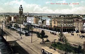 Ballarat - when trams still ran!