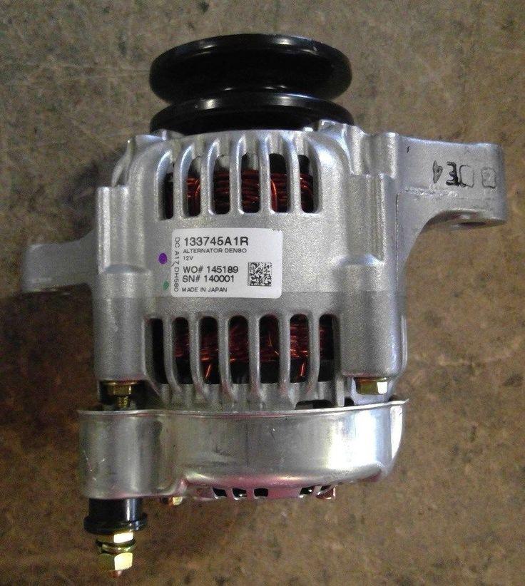 Remanufactured Denso Alternator 40A 12V-133745A1R for Kubota New Holland Case